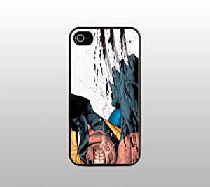 X-Men Wolverine - Case for Apple iPhone 5c - Hard Plastic - Black - Custom Cover - Xmen Superhero Comics