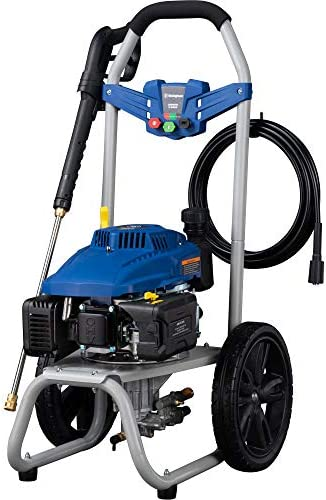Westinghouse WPX2600 WPX2600 Gas Powered Pressure Washer 2600 PSI 2.0 GPM-Dedicated Soap Line-25 SUPR-Flex Hose