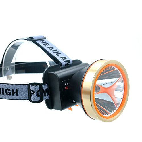 anlook LED Headlamp High Power Super Bright Rechargeable Flashlight Spotlight Torch Outdoor Headlight for Camping Hunting Fishing Flashlight Hunting