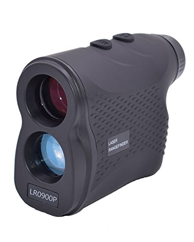 Nomtech 980yard Golf Laser Rangefinder with Fog, Scan, Speed Measurement for Hunting, Racing, Archery, Survey by Nomtech