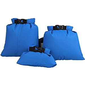 123Arts Lightweight Waterproof Bags Buggy Bags for Camera Phone,Outdoor Item Set of 3