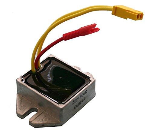 Briggs Stratton Oem Parts - Briggs & Stratton 845907 12 Volt Regulator Replaces 797375, 691185, 394890