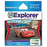 Leapfrog Explorer Disney Pixar Cars 2 Learning Game By Leapfrog Enterprises