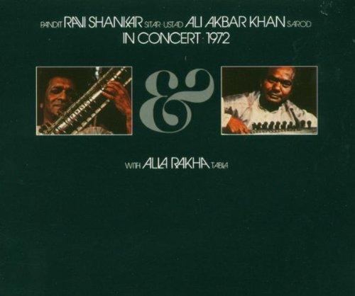 UPC 724385381720, Ravi Shankar & Ali Akbar Khan in Concert 1972