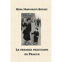 Le premier printemps de Prague (French Edition)
