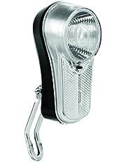 AXA 1X Vorderlampe Scheinwerfer City Koplamp, Silber, nicht zutreffend