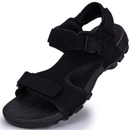Heren Atletische Sandaal Outdoor Sport Sandaal Zwart