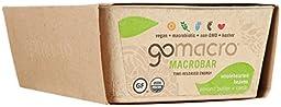 GO MACRO Macro Bars - Almond Butter & Carob - 2 OZ - 12 pk