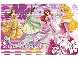 Disney Princess (Style and Grace) Placemat 17.75
