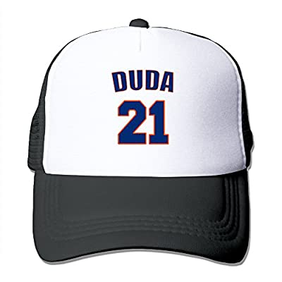 CYSKA Unisex Mesh Cap Hat Lucas Duda-new York Mets Running Caps Hat Black