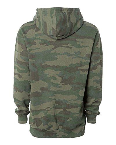 Amazon.com  Joe s USA - 10.oz Heavyweight Camouflage Hoodie - Army Camo  Hooded Sweatshirts  Clothing 6c6ce015c1