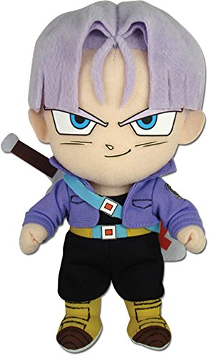 Dragon Ball Z Future Trunks 8 inch Juguete De Peluche