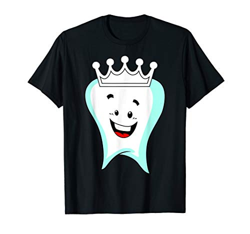 Tooth Fairy Cute Halloween Costume T-Shirt loose teeth molar -