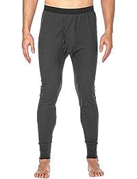 Men's Thermal Underwear Pants Light Base Layer Long Johns