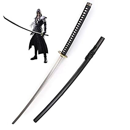 Amazon Com Realfirensteel Final Fantasy Vii Sephiroth S