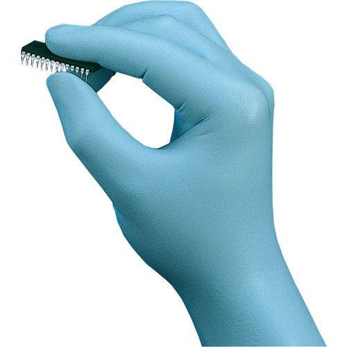 Best 7005XL N-DEX Nitrile Gloves Lightly Powdered, X-Large,