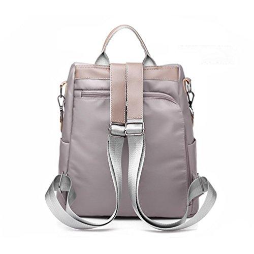 pour collège femme cartable fille sport sac femme à vintage 3 dos CHENYANG Style mode q4TFzR