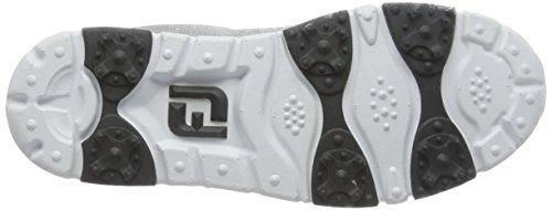 FootJoy Women's Enjoy Golf Shoes Grey Mist Size 8.5 M US by FootJoy (Image #3)