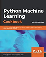 Python Machine Learning Cookbook, 2nd Edition Front Cover