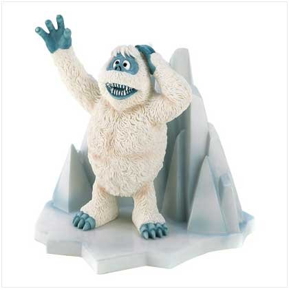 Rudolph And The Island Of Misfit Toys Bumble The Yeti Figurine ...