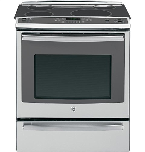 GE PHS920SFSS Electric Smoothtop Stainless