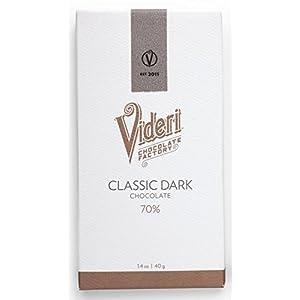 Videri Chocolate Factory 70 Classic Dark Chocolate, 1.4 Ounce