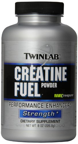Twinlab Creatine Fuel Powder, 16 Ounce (Pack of 2) by Twinlab