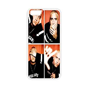 Custom High Quality WUCHAOGUI Phone case Eminem - Super Singer Protective Case For Apple Iphone 6 Plus 5.5 inch screen Cases - Case-2