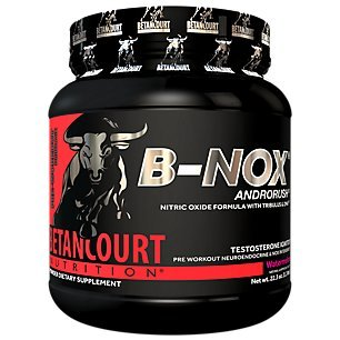 Betancourt Nutrition - B-NOX Androrush, Promotes A Better Pre-Workout By Supporting The Natural Testosterone Response To Exercise, Watermelon, 22.3 oz (35 Servings) by Betancourt Nutrition