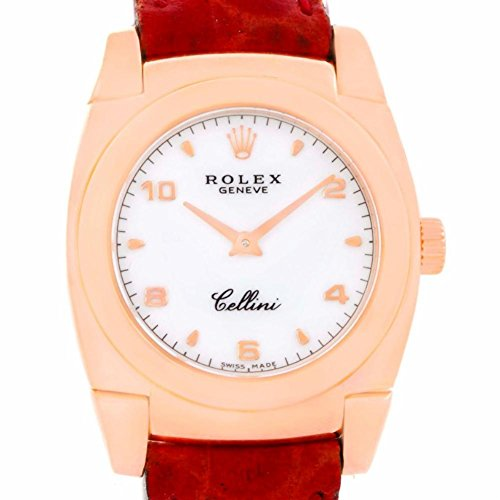 Rolex Cellini mechanical-hand-wind womens Watch 5310 (Certified Pre-owned)