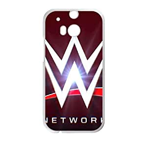 HTC One M8 Cell Phone Case White WWE Lbte