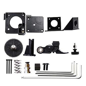 Impresora 3D - Impresora 3D E3D V6 Titan Aero extrusor de hotend ...