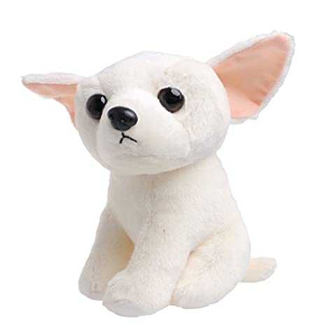 BushYou Mini Stuffed Cute Animal Dog Puppy Plush Doll Toys Kids Gift 18cm/7in