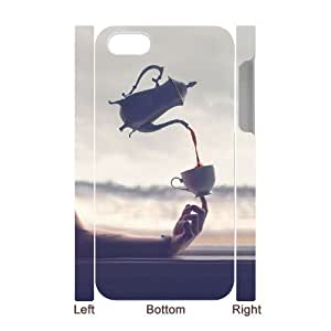 3D Bumper Plastic Case Of Fantasy Fairy Tale customized case For Iphone 4/4s