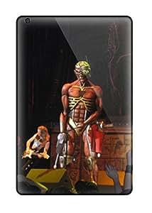 Anti-scratch And Shatterproof Iron Maiden Phone Case For Ipad Mini/mini 2/ High Quality Tpu Case