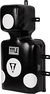 Title Boxing Title Tactical Target Wall Bag