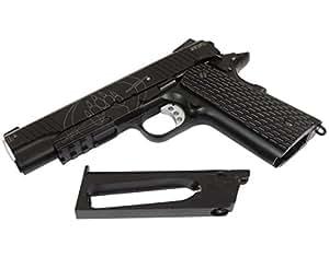 Blackwater 258000 1911 R2 C02 Blowback Metal Air Pistol, Black, 4.5mm