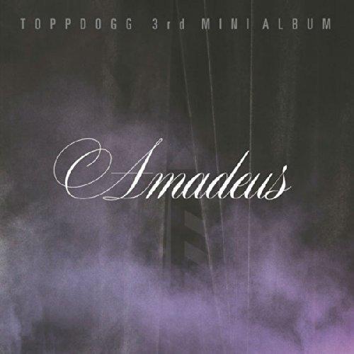 CD : Toppdogg - Amadeus 3rd Mini Album (Asia - Import)