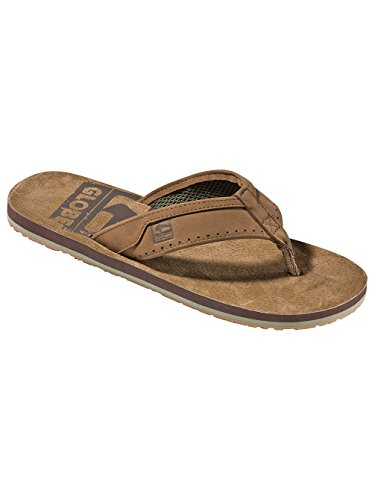 Choco Chanclas Base Globe para Tobacco Hombre Marrón 0 pYw5qUw