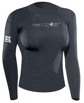 NeoSport Wetsuits Womens XSPAN Long Sleeve Shirt