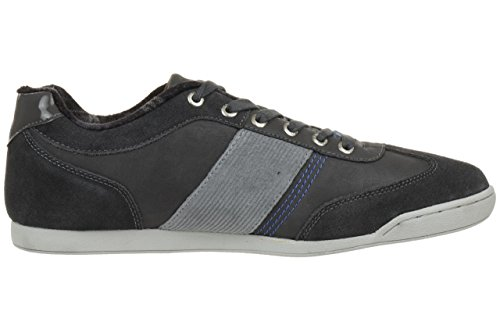 Le Coq Sportiv Vardon Low SR Men Sneakerr Grey Leather