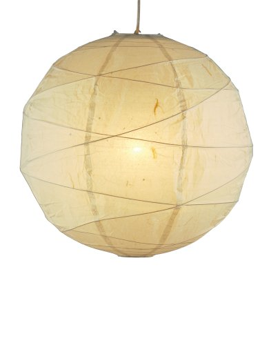 Bamboo Orb Pendant Lights