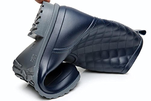 Alger Fashion non-slip ladies rain boots, blue, 39