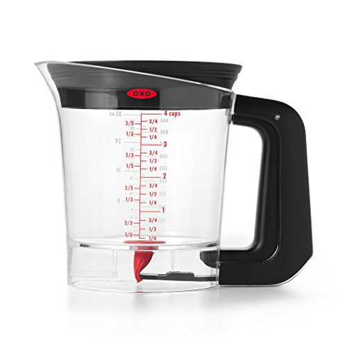 OXO Good Grips Good Gravy Fat Separator, 4-Cup ()