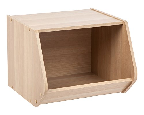 Wood Crates with Lid (Large) - 2
