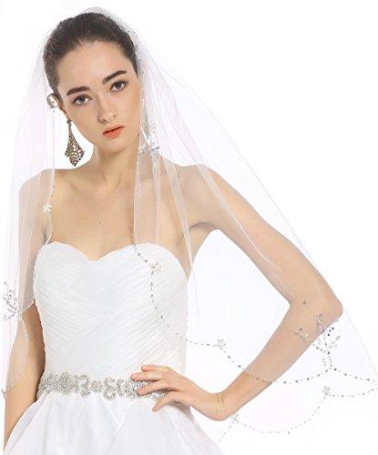 Passat Fingertip Beaded Wedding Crystal product image