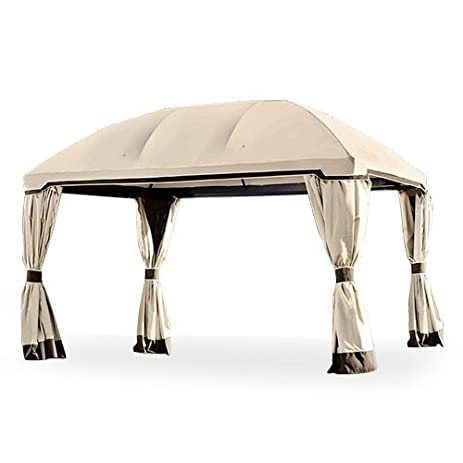 Garden Winds Replacement Canopy For The Pomeroy Domed Gazebo RipLock 350
