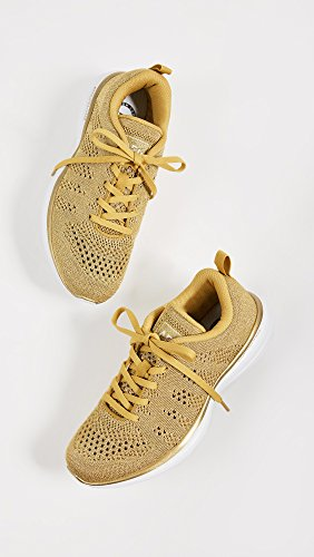 Apl: Athletic Propulsion Labs Mujeres Techloom Pro Sneakers 24k