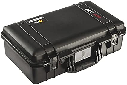 Peli 1525 Air mit Schaum Koffer grau