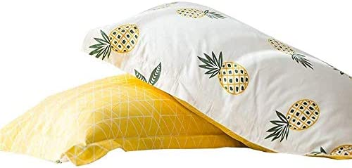 Pineapple Pillowcases Decorative Geometric Reversible product image